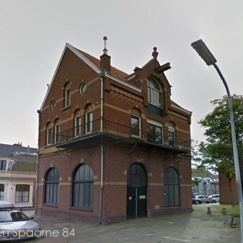 Kluswoning in Haarlem